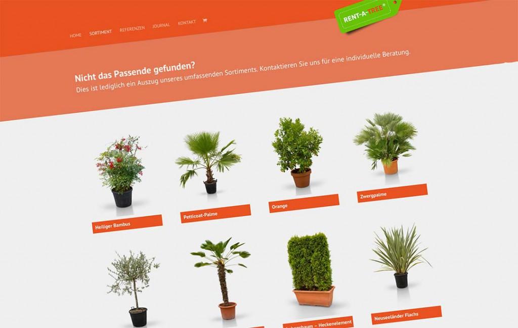 pflanzenverleih shop